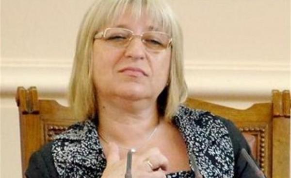 Цецка Цачева е новият председател на Народното събрание, избраха 8 заместник-председатели