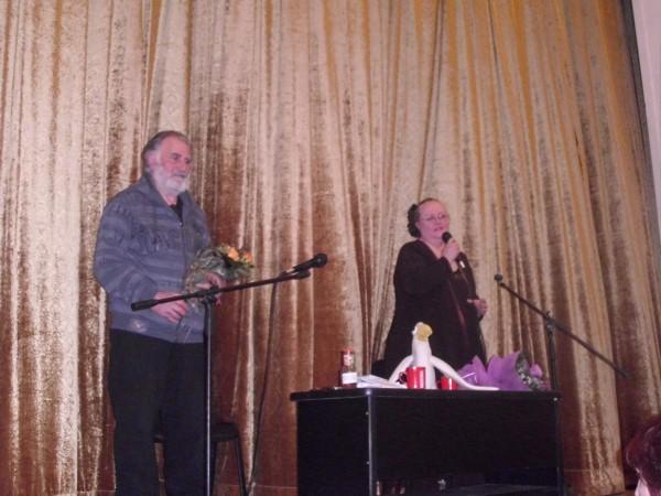 В магията на музикално-поетичния спектакъл на Ваня Костова и Пейо Пантелеев