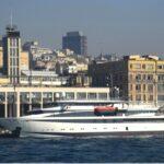 VARIETY VOYAGER още при спирането си през м. април 3013 в Истанбул, събра очите на местната публика, която е виждала много големи плавателни съдове. Снимката дължим на Marine Traffic.com
