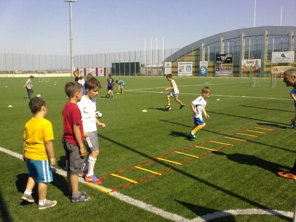 Организират детски футболен турнир