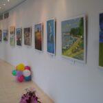 """Откриват изложба с творби от пленера """"Светът е море"""""""