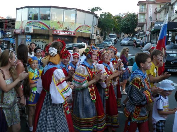 Фестивалът Музите стартира с празнично дефиле в Созопол