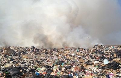 След пожара на сметището:  От Несебър до Равда ухае неповторим аромат