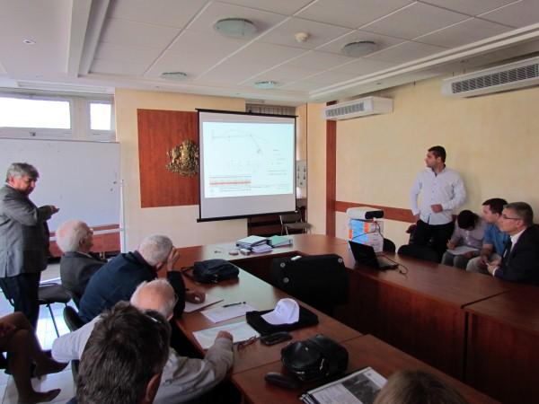 """Представиха идейният проект за укрепване на бургаската църквата """"Св. Св. Кирил и Методий"""""""