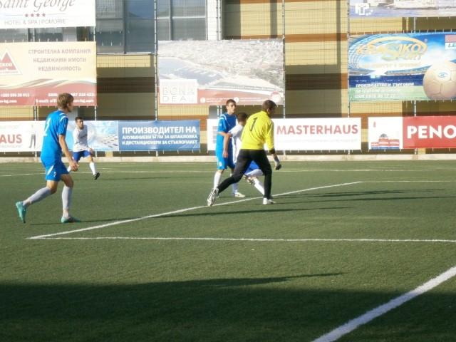Футбол: Юношите на Поморие биха с 3:2