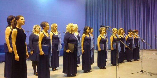 """Успешно представяне на хор """"Прима"""" в  Солун"""