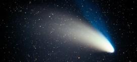 Коледна комета ще видим тази нощ в небето