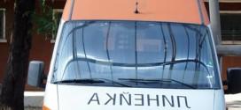 Лек автомобил «Тойота» се преобърна на кръстовището Медово – Каблешково