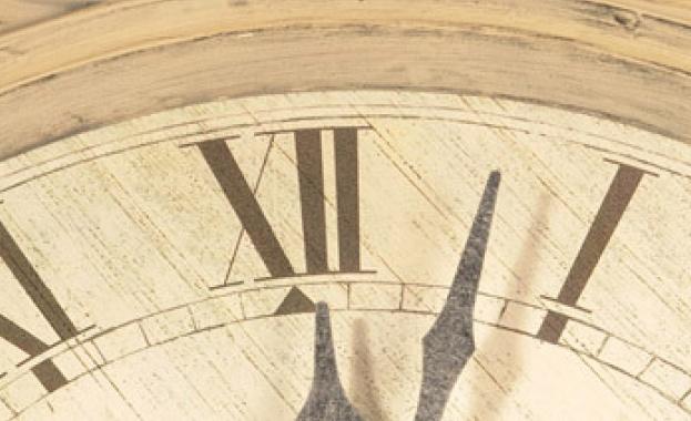 Преместваме стрелките на часовника на  29 март
