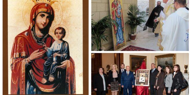 Още една несебърска икона стана обект на поклоничество