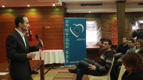 Д-р Андрей Ковачев (ЕНП/ГЕРБ): Задължителното гласуване ще премахне манипулирания вот