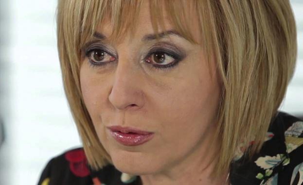 Манолова: Излизаме на протест, ако служебният кабинет не спре с уволненията