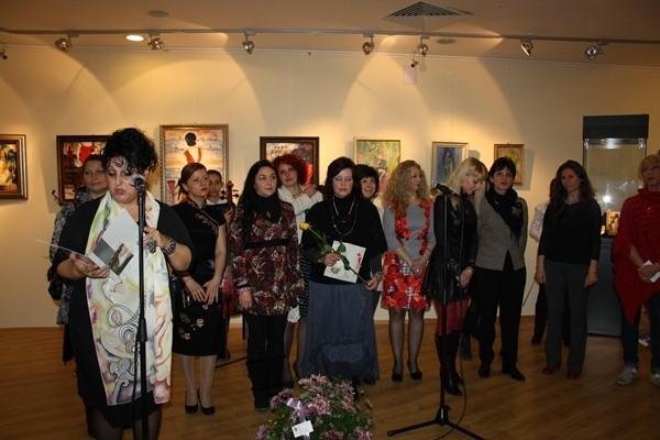 Бургас оживя, след като събра жените-творци