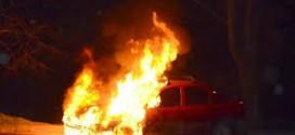 Запалиха колата на 29-годишен мъж