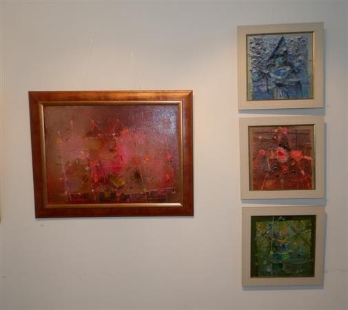 Най-новите платна на  Живко Иванов в изложба