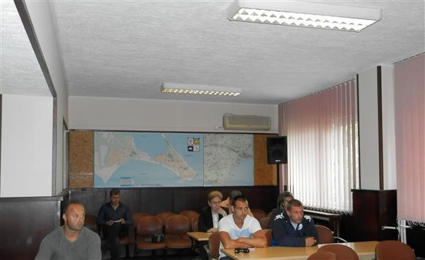 ОДБХ се срещна с плажните концесионери в Поморие