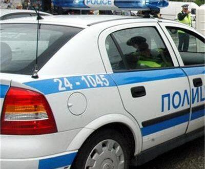 Самостоятелна катастрофа на пътя за с.Горица
