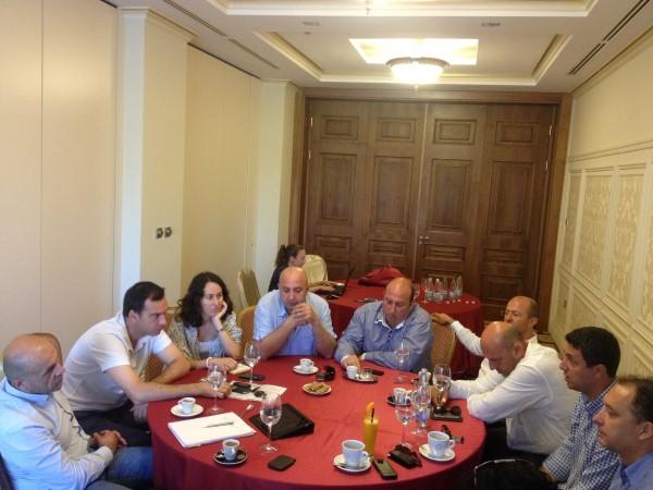 Евродепутатът Томислав Дончев проведе работна среща с кметове на черноморски общини