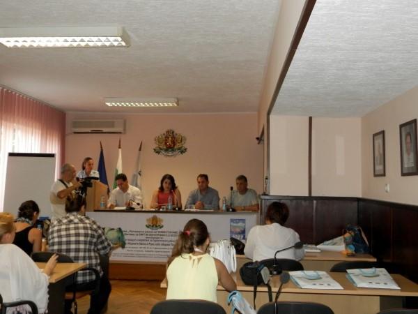 Чрез проект Община Поморие участва в 11 туристически изложения