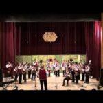 Общински детско-юношески духов оркестър от Долни чифлик с концерт в Поморие