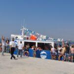 """Остров """"Света Анастасия"""" посрещна  30 000-ния си посетител"""