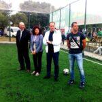 Турнир по футбол бе организиран от общинската структура на ГЕРБ-Поморие