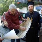 Петър Кънев посети манастира и археологическите обекти в Поморие