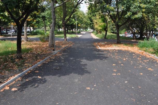 Камери ще следят за опазването на обновения парк пред Краставицата в Бургас
