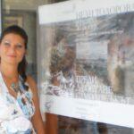Поморийска художничка със самостоятелна изложба в Кюстендил