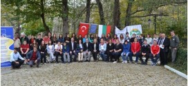 Деца от България и Турция в сътрудничество по проект за опазване на Странджа