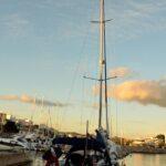 Мореплавателите към Нос Хорн принудени да останат за седмица в Беналмадена, заради повреда в двигателя на яхтата