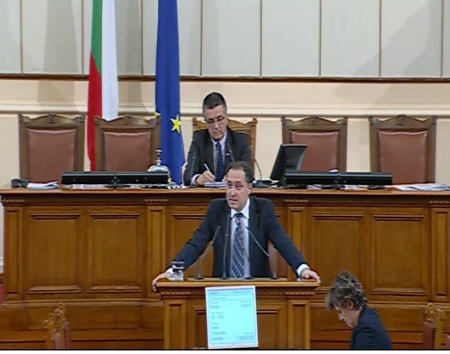 Иван Вълков (ГЕРБ): Кой е одобрил планирано понижаване на товарооборота и увеличение на персонала в Пристанище Бургас?
