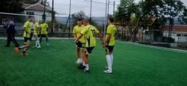 Областното по мини футбол продължава с отбор по-малко