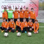 Детската подготвителна група по футбол на Поморие победи с 9:0 отбора на Обзор