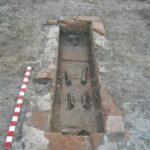 Разкрит е западният некропол на римския град от II-III в.