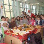 С празнична трапеза библиотека посрещна учениците
