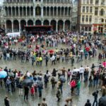 Кръшно българско хоро ще се извие в центъра на Брюксел на 25 април