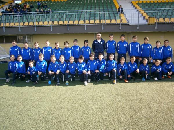 Предстоящи срещи по футбол на деца и юноши