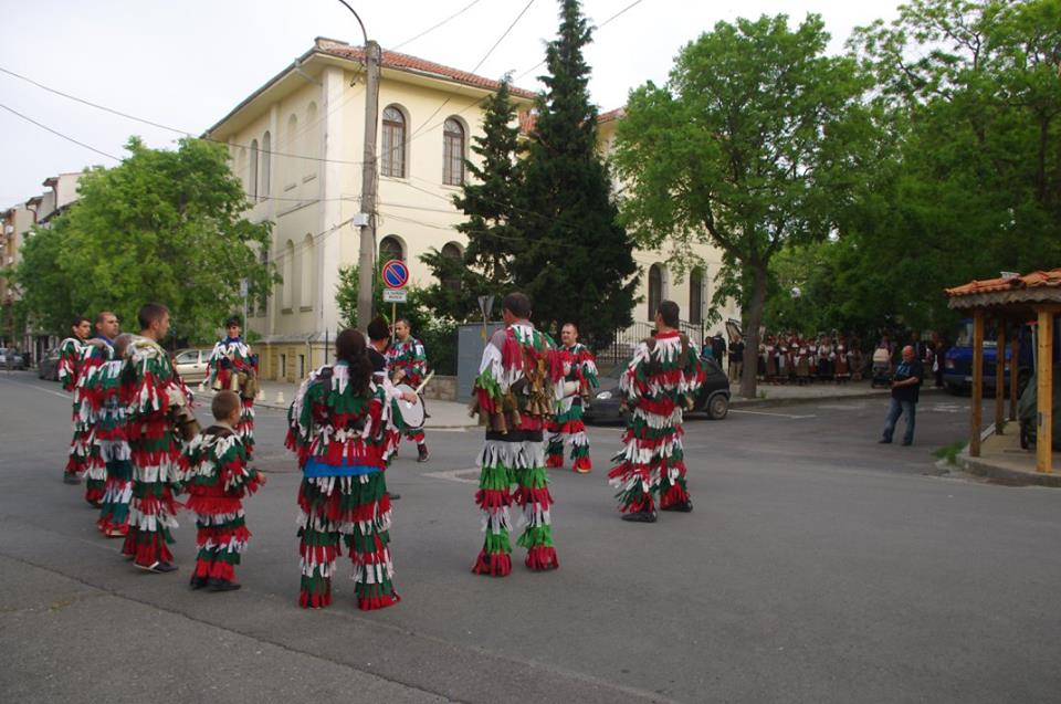 Сурвакарска група от с. Пещера, Пернишко. — в/във ИМ- Поморие.
