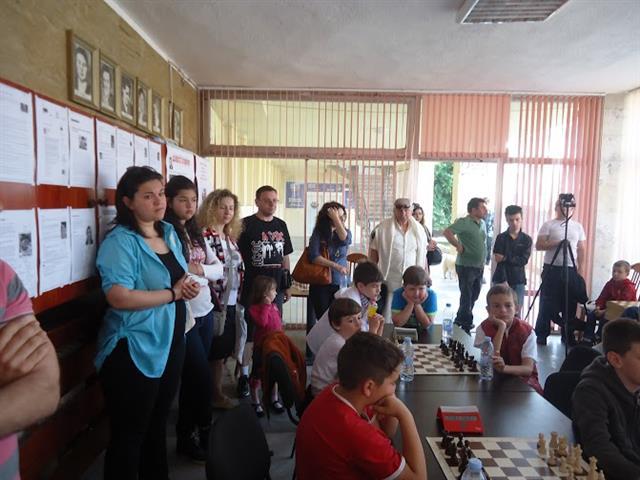 """Победителите от турнира по шахмат """"Поморие 2015"""""""