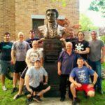 Паметник на Левски бе издигнат в Чикаго, по инициатива на Милчо Томов от Ахелой
