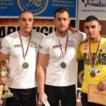 Победител в състезанието по канадска борба в Поморие стана Пламен Димитров