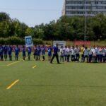 Детски турнир по футбол, по случай Деня на детето