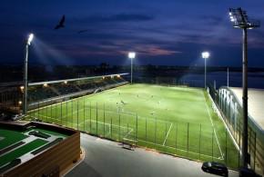 Футболно лято – 2015 на стадиона в Поморие