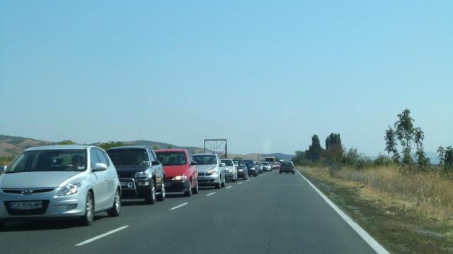 На 13 октомври започва реконструкцията на  пътя между Поморие и Ахелой