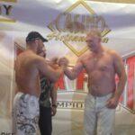 """В""""Maxfight 35"""" Атанас Джамбазов от Поморие срещу120- килограмов шампион по кемпо"""