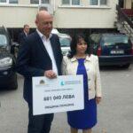 Министърът  и зам.- министърът на енергетиката на посещение в Поморие