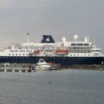 """Круизният кораб """"Минерва"""" акостира повторно на Морска гара-Несебър"""