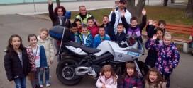 Ученици от Поморие се запознаха с правилата за пътна безопасност