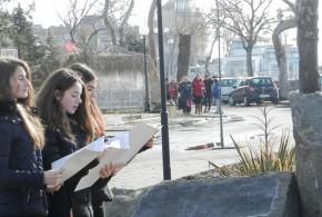Поморие почете 138-та годишнина от  рождението на Яворов